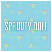 Sprouty Doll